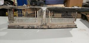 1969 69 dodge charger grille center front section repair parts general lee parts $369.69