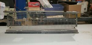 1968 68 Dodge Charger Grille Center Front Section Very Nice Oem Restorable A