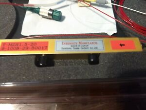 Sumitomo 20g Fiber Optic Intensity Modulator T mzh1 5 20
