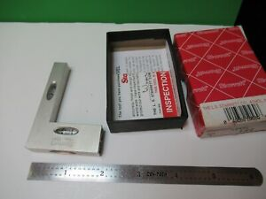 Starrett Level 134 Nice Metrology Tool Bubble Level As Pictured 18 a 26