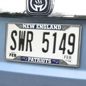 New England Patriots Light Up Hitch Cover 2 Receiver Nfl Fanmats