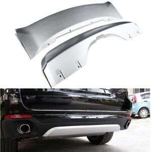 Us Bumper Board Guard For Bmw X5 2014 2015 2016 2017 2018 Skid Plate Front Rear