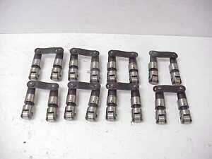 Crower 874 Centered Roller Lifters For Big Block Chevy Nhra Kkj10