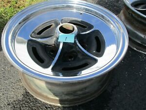 1960 1970 s Buick Electra riviera 15 Chrome Rally Wheel Rim Oem 1