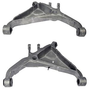 Dorman Pair Set Of Rear Lower Suspension Control Arms For Ford Expedition 03 06