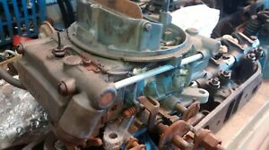 Oem Mopar Holley Carb List 3667 1967 383 440 Engines 2843151 Dated 692