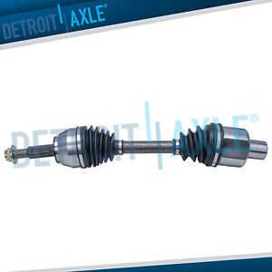 New Front Right Side Cv Axle Shaft For 2002 2010 Ford Explorer Mountaineer 4wd