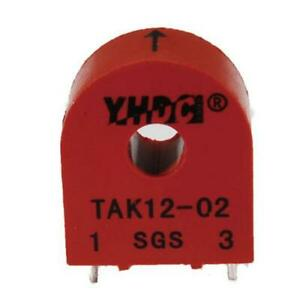 Yhdc Mini High Frequency Current Transformer Tak12 Input 20a Output 0 1a 0 4a