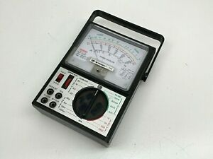 Bk Precision 214 Range Analog Multimeter Multitester