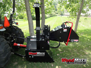 Mx 8800 8 Pto Wood Chipper With Hydrostatic Infeed Made In The U s a