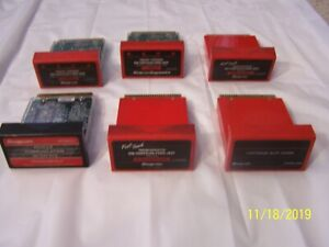 Snap On Mt2500 Vci 1001 1099 2900 2901 5002 Programmable Cartridges