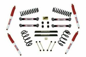 Skyjacker Suspension Lift Kit W Shock For 1997 2002 Jeep Wrangler tj