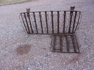 1937 1938 Gmc Chevrolet Pickup Truck Seat Backrest And Driver s Lower Springs
