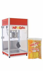 Economy8 Oz Popcorn Machine 5 Free Gold Medal Pop Popcorn Kits 8 9z 24 Ct