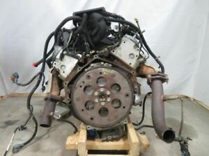 5 3 Liter Engine Motor Ls Swap Dropout Chevy Lm7 142k Complete Drop Out