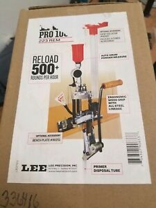Lee 90640 Pro 1000 9mm Progressive Reloading System for Luger Gun