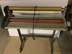 Gbc Catena 105 Hot Roll Laminator mounter