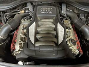 11 Audi A8 4 2l Engine Motor With 107 076 Miles