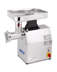 Atosa Electric Meat Grinder W 22 Hub 1 5hp 110v Ppg 22