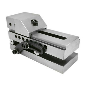 Precision Sine Vise 2 5 8 Opening Toolmaker Machinist Tookmaking Clamp Vise