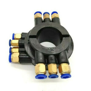 Tyre Tire Changer Rotary Coupler Air Distribution Quick Valve Machine Parts New
