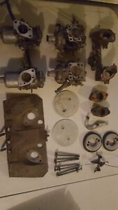 Mg Su And Stromberg Carburetors And Intake For British Vehicles