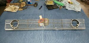 1966 Plymouth Satellite Grille Grill Front 66 Mopar B body A Shape Ready To Go