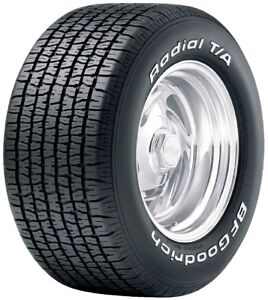 1 New Bf Goodrich Radial T a 95s Tire 2156515 215 65 15 21565r15