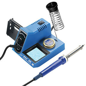 926 Soldering Iron Station 60 Watt 110v Digital Led Display Portable Us Plug