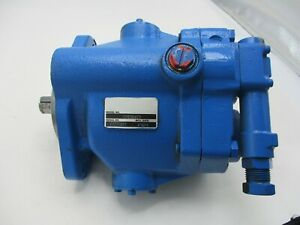 New Vickers F3pvb10bs41c12 Replacement Piston Pump Mfg Date 3 16 17