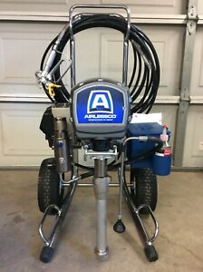 Airlessco Sl 1250 Graco Airless Paint Sprayer 17m140