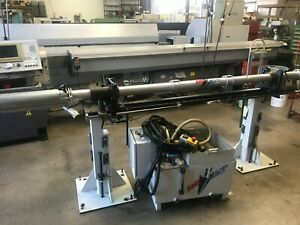 Lns Hydrobar 3 16 Hs 3 3 Bar Feed Complete System Bar Feeder Space Saver