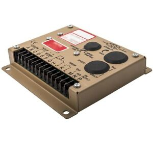 High Quality Engine Speed Governor Generator Controller Panel