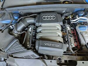 2009 Audi A4 3 2l Engine Motor With 40 515 Miles Id Cala