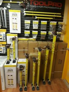 Tool Pro Drywall Stilt 48 To 60 Height New