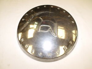 Studebaker Hubcap Wheel Cover 1942 42 Champion 10 1 2 View Pictures Carefully