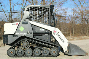 2015 Terex Ro70t Compact Track Skid Steer Loader Dirt Moving Equipment Terex