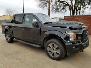 2019 Ford F150 4x4 V8 5 0 Coyote Engine 10 Speed Transmission Mustang Gt 18 17