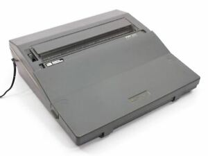 Smith Corona Pwp 365 Personal Word Processor Model 5n With Storage Dust Cover