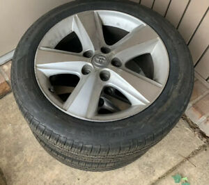Toyota Camry 2010 2011 2012 17 Factory Oem Wheel Rim Rim Only No Tires Included