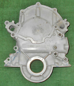 1968 1969 Ford Mustang Shelby Falcon Fairlane Cougar Comet 289 302 Timing Cover