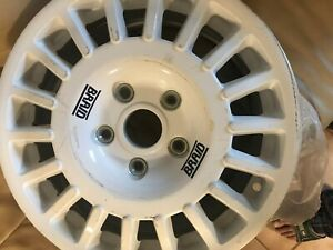 Braid Rally Gravel Rim 15 New Scratched Read