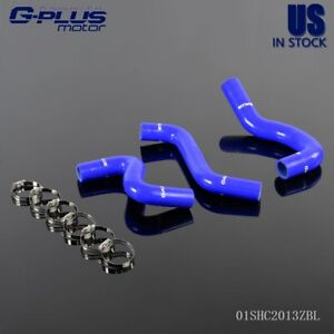 Gplus For Toyota Vits Yaris 2005 2013 Ncp91 Silicone Radiator Hose Clamps Kit