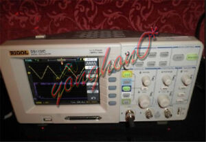 Rigol Ds1102d Oscilloscope 100mhz 1g Sr 16 Channels Logic Analyzer