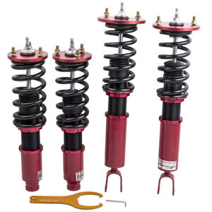 24 Ways Coilover Suspension Kits For Honda Accord 1990 1997 Adjustable Damper