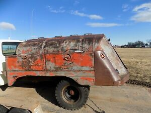 Vintage Fuel Truck Tanker Texaco Ford Chevrolet Dodge 1950 1948 1949 Rat Rod 46
