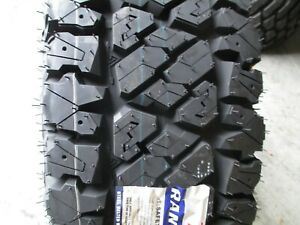 4 New 255 70r16 Thunderer Ranger A t R Tires 2557016 70 16 70r R16 All Terrain