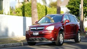Saturn Vue 2008 Red Suv Great Condition Red Line Utility Sport