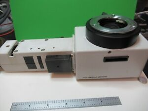Leitz Ergolux Vertical Illuminator 563343 Microscope Part As Pictured