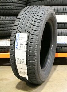 2 New Michelin Premier A S 95v 60k Mile Tires 2156016 215 60 16 21560r16